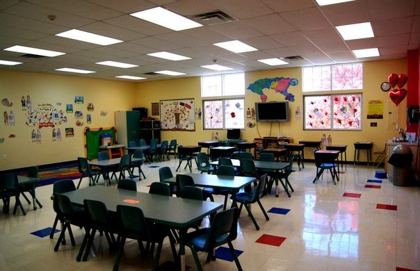 Room for kids at Lorton VA preschool