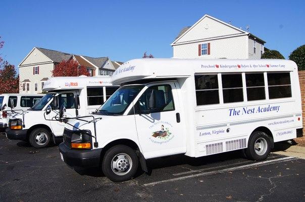 buses for after school program