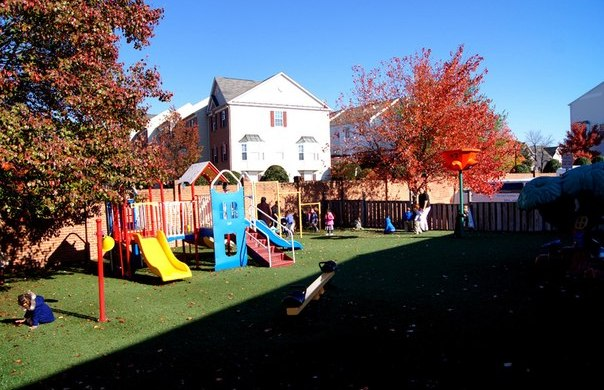 playground of The Nest Academy Learning Preschool