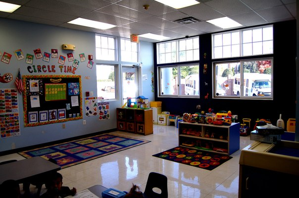 Alexandria VA toddler daycare center